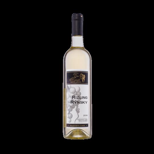 Rizling Rýnsky, Rizling Rýnsky 2019, víno, biele víno, sladké biele víno, víno k rybám, kvalitné víno, dobré víno, svätojurské víno, prírodné víno, naturálne víno, eko pestovanie, bio pestovanie, slovenské víno, víno zo Slovenska, wine, Slovak wine, white wine