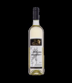 Rizling Vlašský, Rizling Vlašský 2017, víno, biele víno, polosuché biele víno, víno k mäsu, víno k rybám, víno ku sladkým jedlám, víno k múčnikom, víno k palacinkám, dobré víno, svätojurské víno, prírodné víno, naturálne víno, eko pestovanie, bio pestovanie, slovenské víno, víno zo Slovenska, wine, Slovak wine, white wine