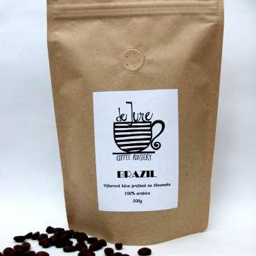 káva Brazil
