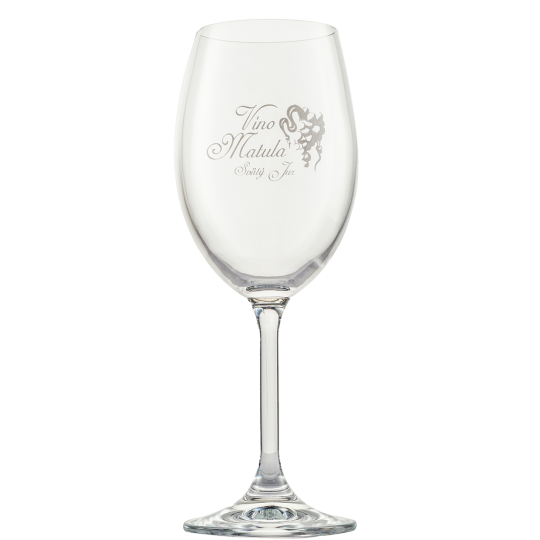 pohár na víno, víno matula