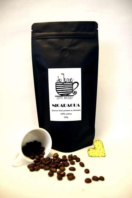 káva Nicaragua